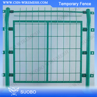 Outdoor Temporary Dog Fence Commercial Rabbit Farm Cage Farm Fence