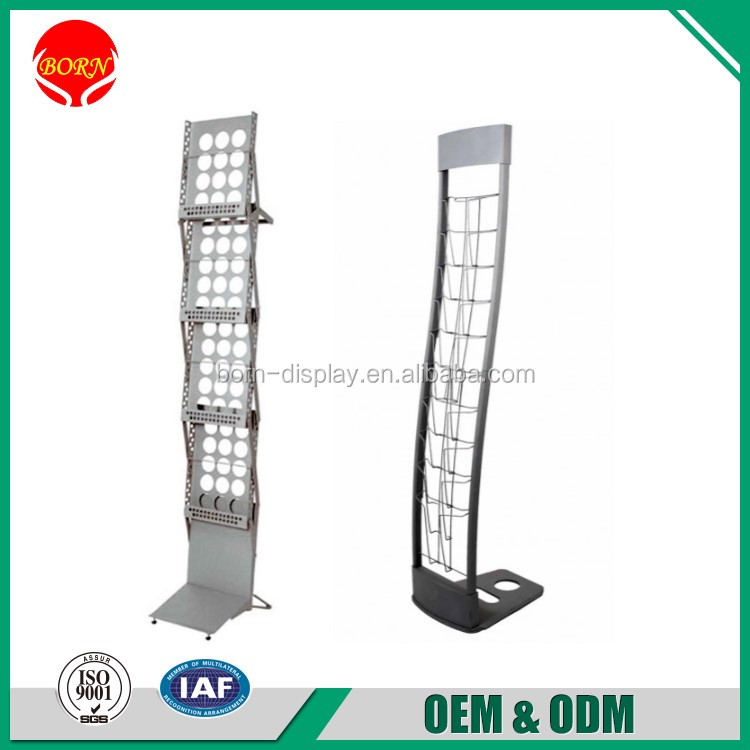 Factory Direct Sale Christmas use Collapsible floor standing Racking And Shelving