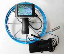 Handheld industrial sewer pipeline inspection camera