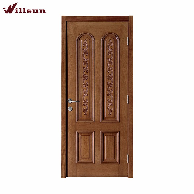 Classical Kerala House Main Door Design Beautiful Carving