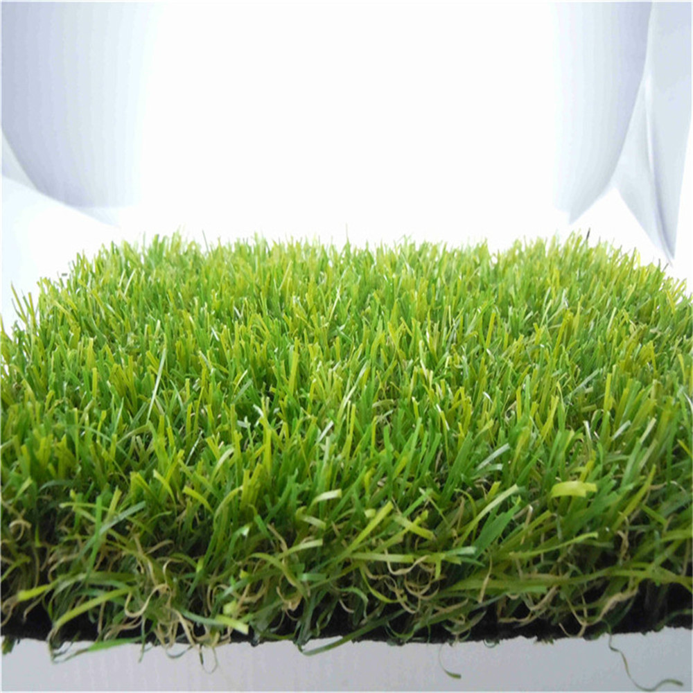 Environmental Friendly Green Turf For Villa