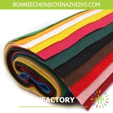 thick non woven felt for wholesale,soft felt fabric