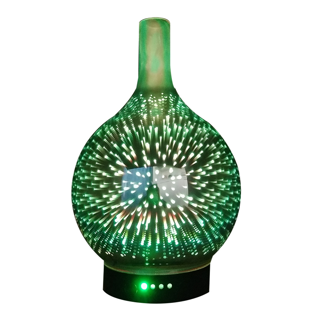 2019 New Design Product 3D Glass Aroma Diffuser