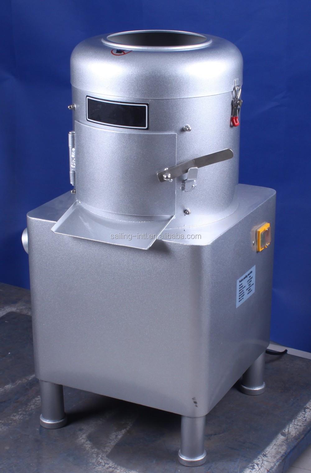 potato peeling machine