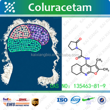 99.5% nootropics powders cognitive enhance Coluracetam (MKC-231, BCI-540)