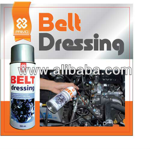 Car Care Product: BELT DRESSING (Engine Belt Maintenance)
