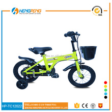 UK popular import good quality triathlon yellow girl child bike