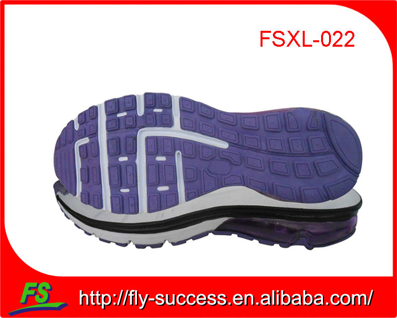 chinese cheap factory bubble soles
