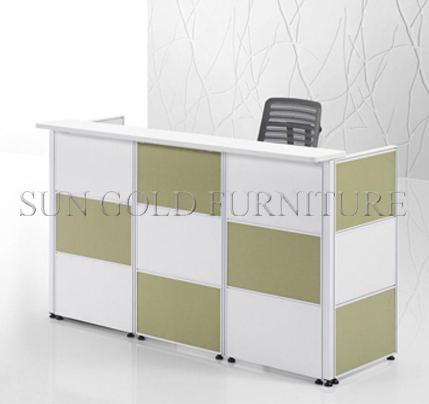 Counter Furniture Design : Wooden Furniture Office Counter Table Design Small Reception Desk (sz ...