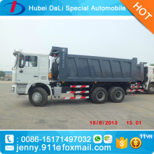 10 wheels 6x4 heavy dump tipper truck self loading truck