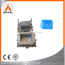 Injection mould for PP Turnover Fruit basket Tooling