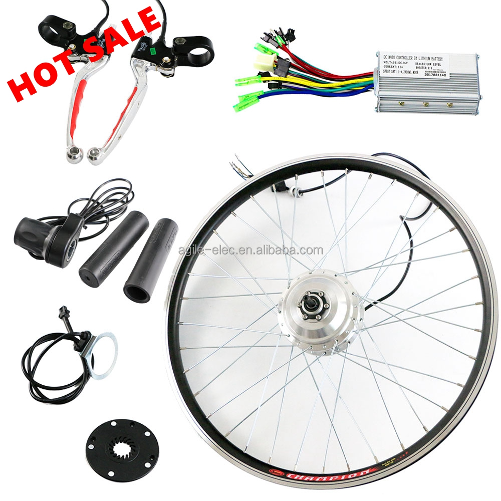 Pas System 250w/350w Electric Bike Conversion kit With CE
