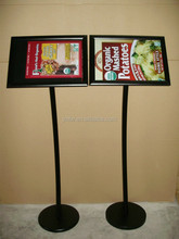 China Factory Supply Retail Picture Frame Adjustable Poster Stand
