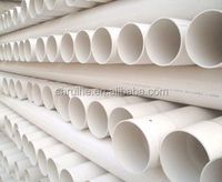 Light and recyclable,leak proof and frost proof ,wide range of fittings of PVC pipe for water supply