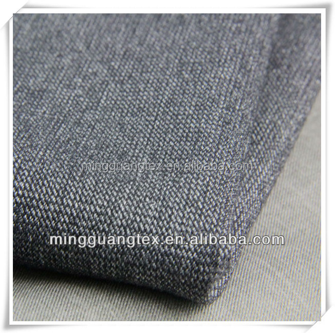 Best price polyester rayon spandex pants fabric