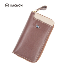 GPS Security Fashion Slim Smart Genuine Leather Travel Wallet