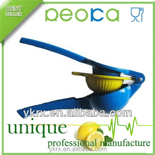 "8"" stainless steel lemon squeezer, fruit tools, lemon juicer"