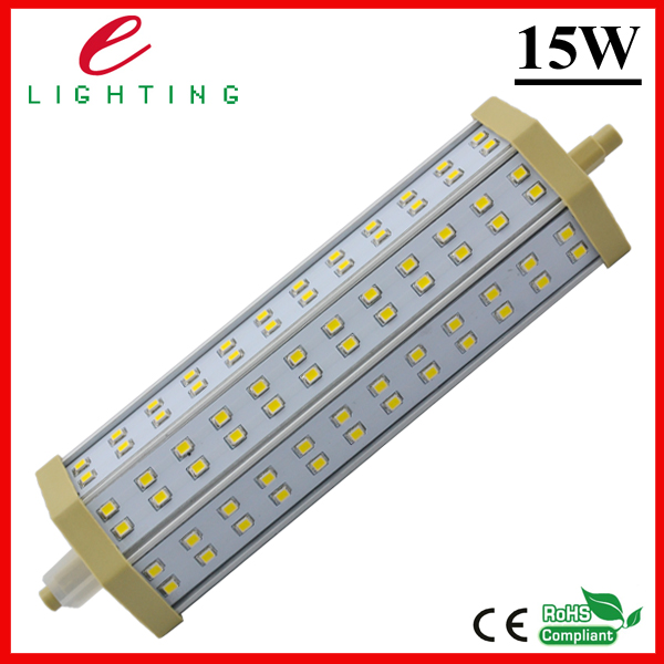 360 grad 20w 30w dimmbar 118mm r7s led hohe lumen 10w 15w for R7s led 78mm 20w