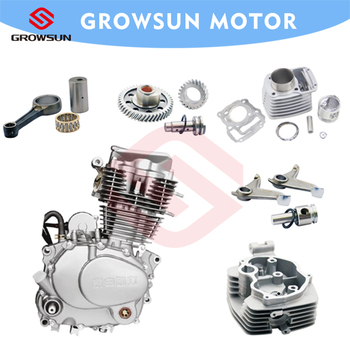 GROWSUN brand Motorcycle parts/125cc Engine Parts/CG125 engine parts
