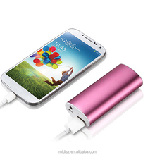 New mini portable power charger5000mah, usb pokemon 5000mah mobile power bank