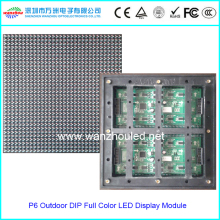 P6 Outdoor DIP Full Color LED Display Screen/Cabinet/Module