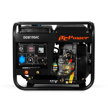 mobile diesel engine generator welding machine for sale with cheap price