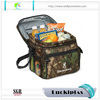 Multifunctional lunch bag cooler camouflage cooler bag, custom insulated picnic bag