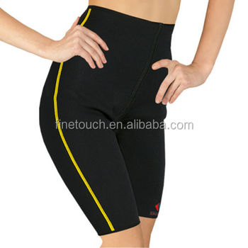 Neoprene deluxe compression slimming short pants