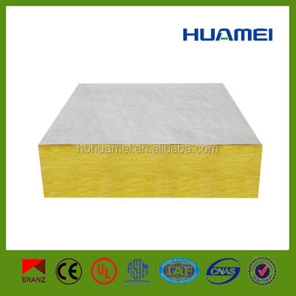 Cheap fiberglass high density thick glass wool blanket for High density fiberglass insulation