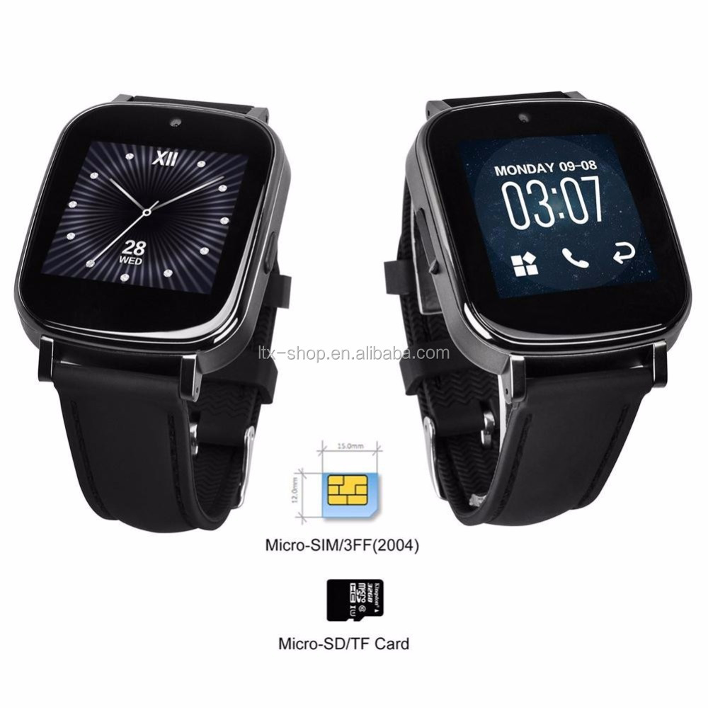 Z9 Bluetooth Smart Watch with Sport Monitor and SIM Card for Personal Use , Wearable Wrist Smart Watch With Camera