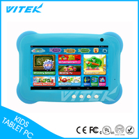 "2016 new Multi Color Educuational APPS 7inch Tablet PC Kids Writing Pad,7 inch Tablet PC Kids Pad, 7"" Play pad for Kids"