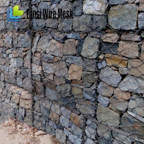 Gabions for sale/Hexagonal gabion cages for sale Anping, Hengshui China Manufacture