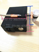 enail dnail coil heater various colors for option electric nail dab temperature controller box/case