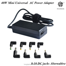 Slim laptop battery charger, 40W 70W 90W 120W for all brand laptop