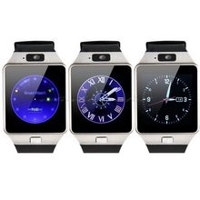 wholesale factory price 2017 New Product wireless Smart Watch DZ 09 HD Touch Screen Android Wrist Watch for Samsung for Android