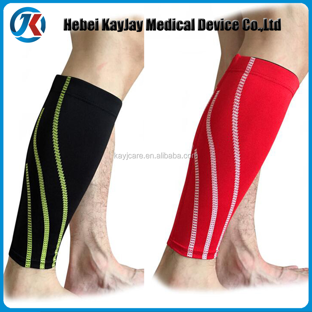 Football leg shin guard stays from alibaba express wholesale