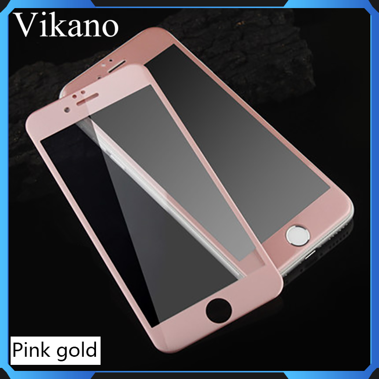 Wholesale Full Size Covered 3D Curved Tempered Glass For Iphone 7 7plus Tempered Glass Screen Protector