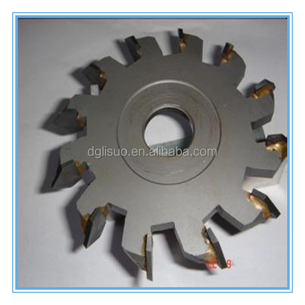 Side Cutter/ Metal Slitting Saw Milling Cutter