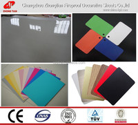 HPL board / melamine hpl from china ;office furniture;fireproof board,laminate