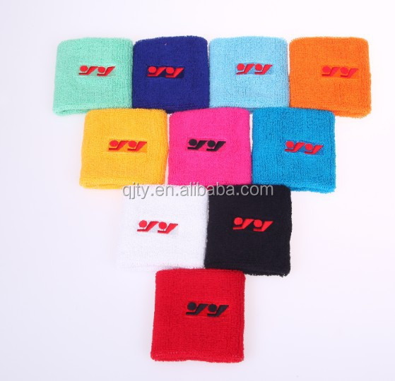 Promotional sport sweatband wristband cheap price