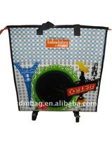 pp woven trolley bag