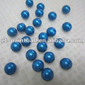 high quality FOTAI colorful paintball balls bullets in gun for players use