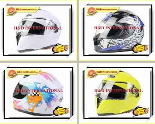 Cheap full face motorcycle helmet high quality motorcycle parts full face motorcycle helmet