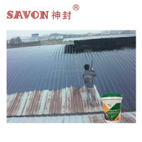 Mental Roof Water Repellent Liquid Rubber Waterproof Coating