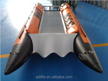 hot sale good quality folding low price canoe yacht for fish