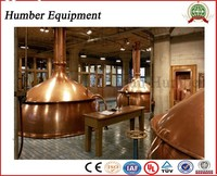 2000l alcohol brewing equipment with 304 stainless steel from Humber