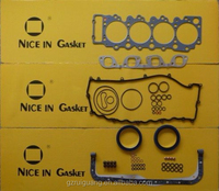 Factory direct sales engine cylinder head gasket kit for 4HG1 gasket kit