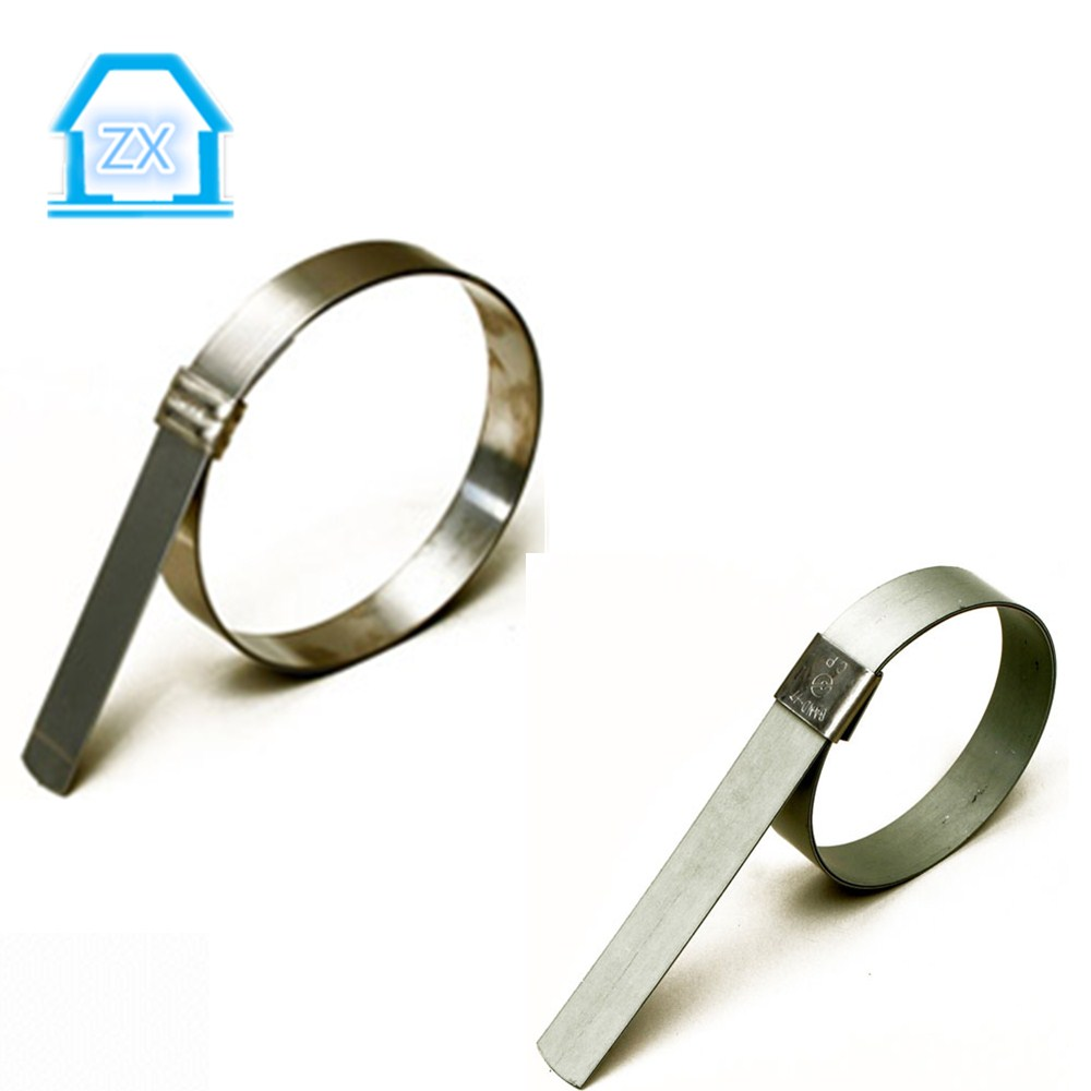 7 STAINLESS STEEL F SERIES Clamps
