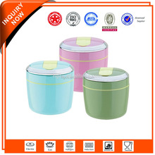 hot selling household practical Automatic Shut-off insulated vacuum lunch box