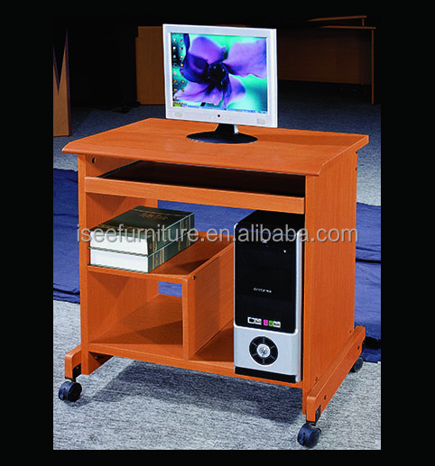 Beautiful office / gaming computer desks pictures of wooden table IBC05